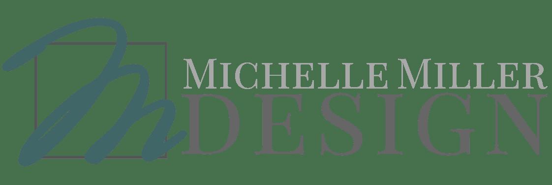 Michelle Miller Design Logo
